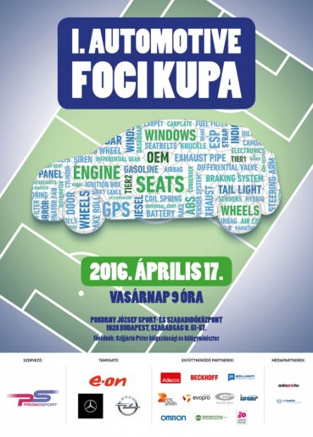 I. Automotive Foci Kupa